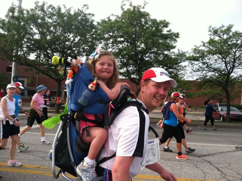 Hope at Indy Mini Marathon