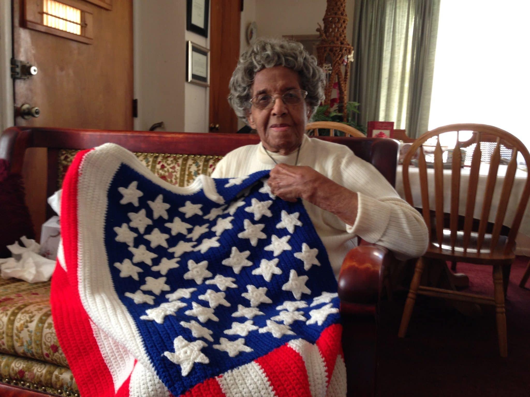 105-year-old Bernice