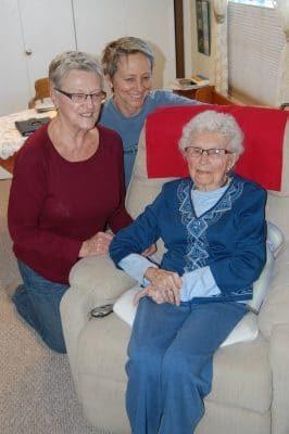 Mary's 109th Birthday