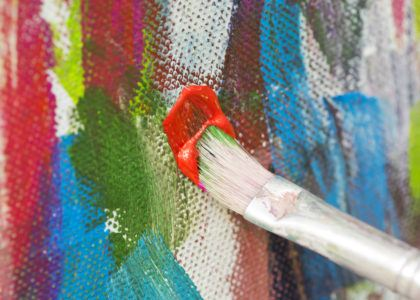 Healing properties of art therapy