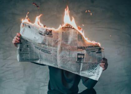 Why We Love Bad News