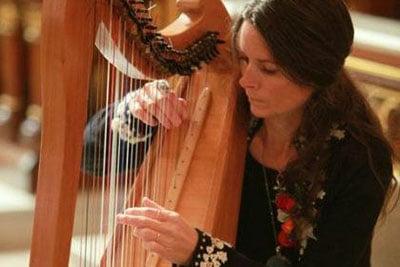 Amy Rohn Harpist