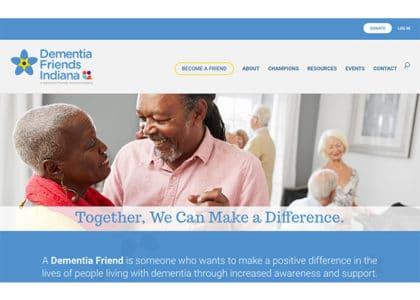 Dementia Friends Website