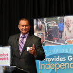Tim Paul of Comfort Keepers