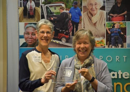 Dr. Diane Healey Award