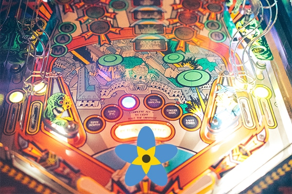 Pinball Fundraiser for Dementia Friends Indiana
