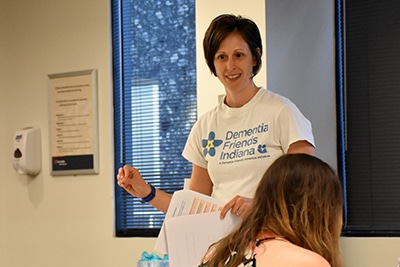 Dementia Friends Indiana Volunteers