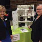 Indiana Fall Prevention Coalition at Senior Health Fair