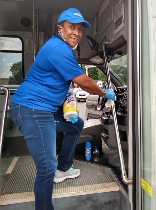 Way2Go Senior Transportation in Marion County