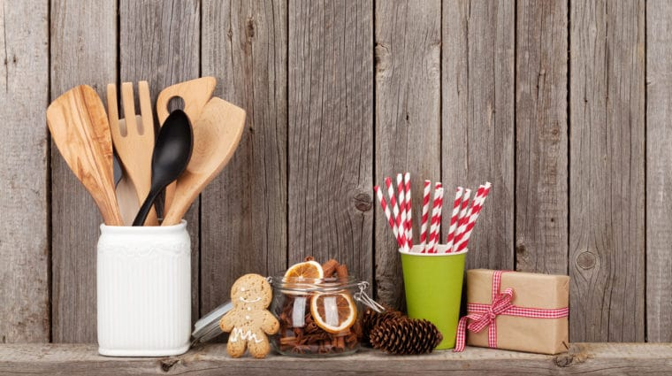 Kitchen gift ideas for seniors and grandparents