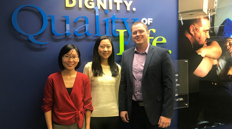 Stanford Fellows Visit CICOA in 2019
