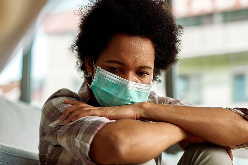 Mental Health in the Black Community after COVID