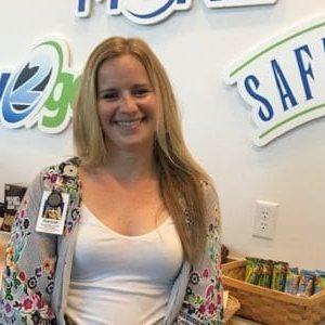 Hannah Monroe - CICOA employee