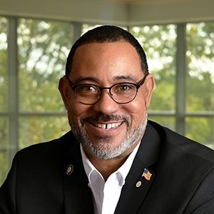 CICOA President and CEO Tauhric Brown